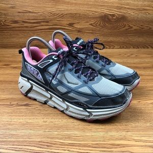 Hoka One One Challenger ATR Pink Running Shoes